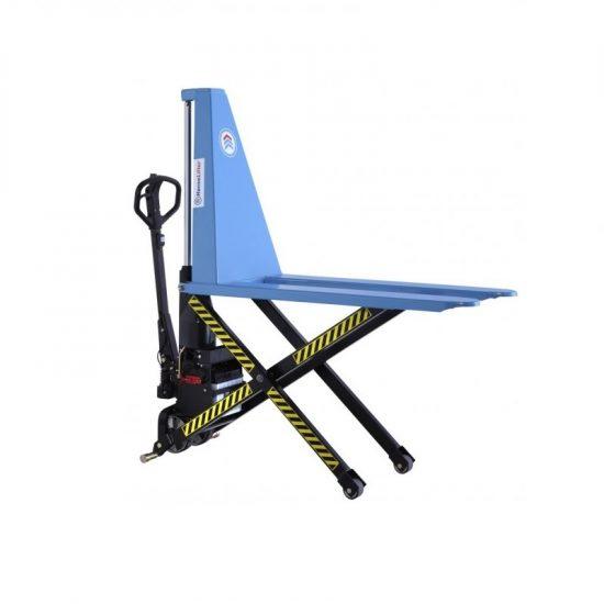 Elektrický nůžkový paletový vozík E-JF