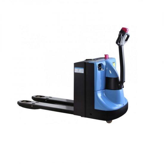 Elektrický paletový vozík s váhou E-20MA-AC