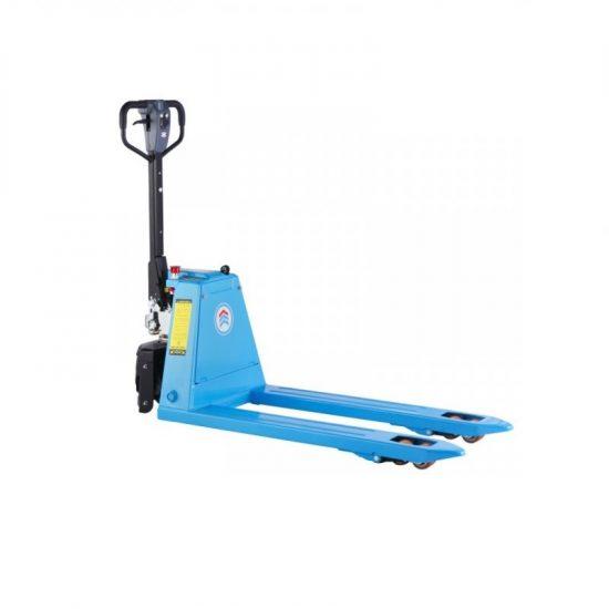 Elektrický paletový vozík s váhou E-BF3
