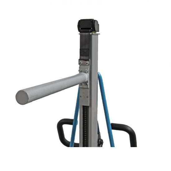 Elektrický zdvihací vozík E-MES-držák na role