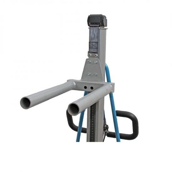 Elektrický zdvihací vozík E-MES-držák na role dvojitý